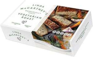 Linda McCartney Vegetarian Celebration Roast (500g) was £4.00 now £2.64 @ Waitrose