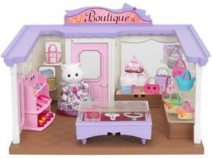 Sylvanian Families Boutique Set £22.50 Delivered @ Amazon