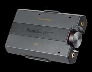 Creative Sound Blaster E5 DAC/AMP £99.99 @ Creatives own store