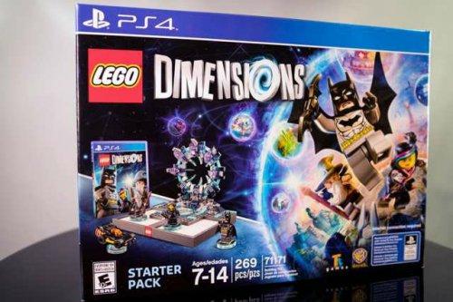 Lego dimensions starter pack £28.49 @ Tesco instore