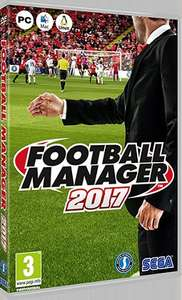 Football Manager 2017 £23.29 delivered @ Wrexham FC online store