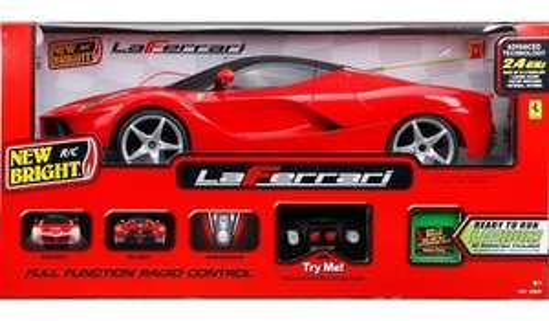 Radio Control Full Function Showcase La Ferrari £19.97 @ Asda - Free c&c