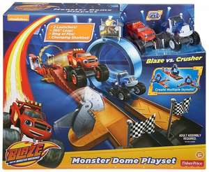 Blaze and the Monster Machines CGC92 Monster Dome Playset £20 @ Amazon