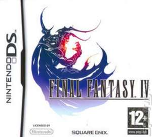 Final Fantasy IV DS £7.79 at MusicMagpie