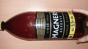 Magners reserve 2l instore at Home Bargains for £2.99