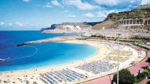 Super cheap last minute flights to Gran Canaria for £19.98 return @ ryanair