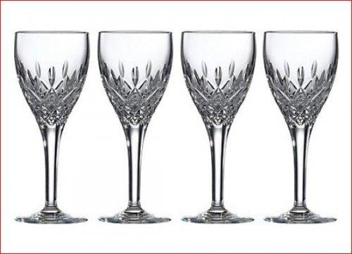 Royal doulton crystal wine Glasses - £48 @ Debenhams