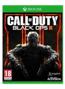 Black ops 3 - half price £24.99 or £23.74 @ Tesco