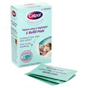calpol refill pads £3.99 @ Home Bargains