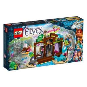 Half price Lego - Lego Elves Precious crystal mine set 41177 was £24.99 now £12.49 & Lego marvel super heroes iron skull 760448 was £29.99 now £14.99 @ Smyths