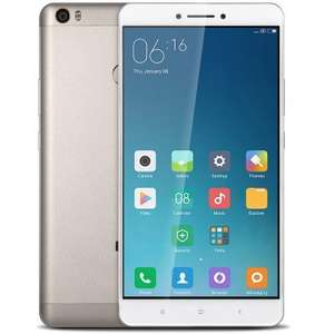 Xiaomi Mi Max 3GB 32GB 4G Golden International Edition £144.30 @ Gearbest