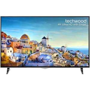 "Techwood 65"" 4K TV - £639 + £19.99 P&P @ Boots"
