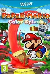Paper Mario Color Splash (Wii U) - Boomerang Rentals - £29.89