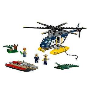 Heads up! Loads of reductions across Lego (+ some Hasbro) @ The Entertainer (e.g. LEGO City Swamp Police Helicopter Pursuit was £25 now £20, LEGO Disney Princess Jasmine's Exotic Palace was £20 now £13.44)