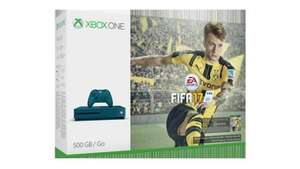 Xbox One S FIFA 17 Special Edition Bundle (Blue - 500GB) w/ 1 Month EA Access £249.99 @ Microsoft