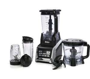 NINJA Nutri Ninja BL682UK Complete Kitchen System – £129.99 Black & Grey Currys