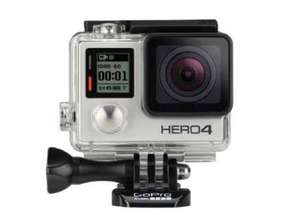 GoPro Hero 4 Silver,  £199 @ Amazon (Prime exclusive)