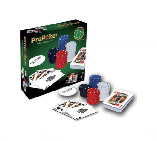 ProPoker 120 Chip Poker Starter Set - Less than half price at Argos- £4.99