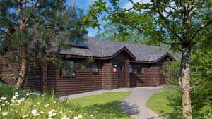 4 Night midweek break at Bluestone £118.15 for 4