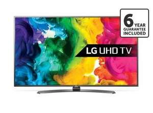 LG 49UH661V 49 inch 4K Ultra HD HDR Smart LED TV Freeview HD £499 @ Richer Sounds (In store)