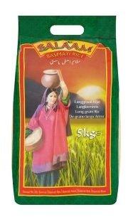 Salaam Basmati Rice 5kg - £4 @ ASDA