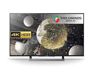 Sony Bravia KD43XD8088 43-Inch Android 4K HDR Ultra HD Smart TV with TRILUMINOS Display, PlayStation Now, Google Cast - Black  £588.05 @ Amazon