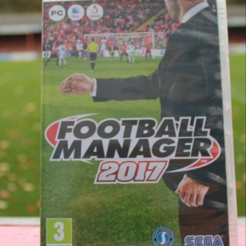 Football manager 2017 for £20 C+C from Aldershot FC (+ £7 Del)