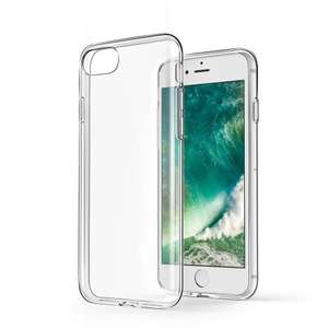 70% off on Anker iPhone 7 accessories, ClearShell £1.80, ToughShell £2.70