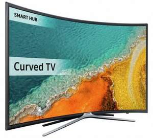 Samsung UE49K6300 49 Inch Smart Curved WiFi Built In Full HD 1080p LED TV with Freeview HD £474.05 @ tesco