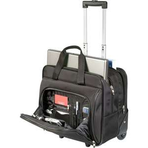 Targus TBR003EU Executive Laptop Roller Bag on Wheels Fits Laptops, 15-16 Inches - Black  £28.99 + FS @ AMAZON