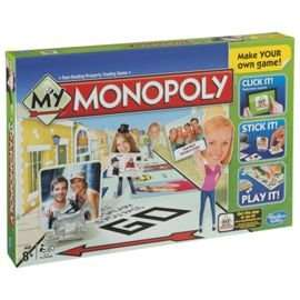 My Monopoly Game £7.33 @ Tesco Direct