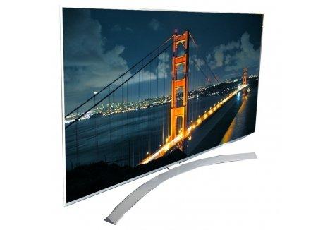 "49UH770V LED HDR Super (8-bit) 4K Ultra HD Smart TV, 49"" With Freeview HD/freesat HD, Harman Kardon Sound & Bright Metal Design - £698 - Appliance Electronics"