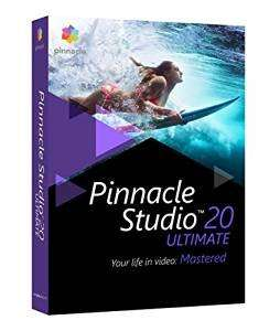 Pinnacle Studio 20 Ultimate (download version) - £55.21 @ Pinnacle
