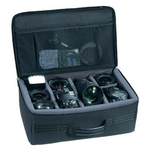 Vanguard Supreme Divider Bag 40 - carrying bag for digital photo camera with lenses £37.45 delivered by Amazon