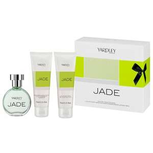 Chanel Cristalle Dupe? Yardley Jade 50ml EDT, 75ml Body Lotion & 75ml Body Wash £8.50 or 3 For £14.00 (Also Yardley Polaire 50ml EDT) @ Tesco Ebay
