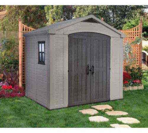 Keter 8 x 6  Garden shed £399.99 Argos