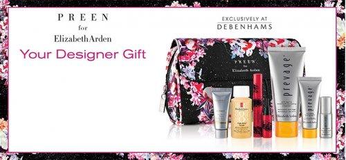 Gift With 2 Purchases GFW for Elizabeth Arden @Debenhams