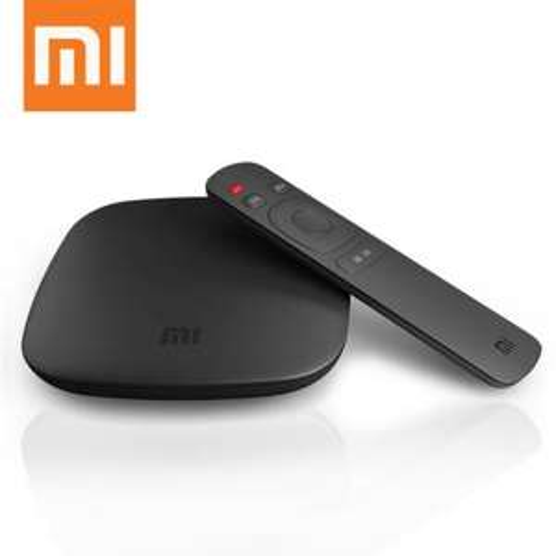 Xiaomi Mi Box - 4K Official Android TV box £64.73 @ Ali Express