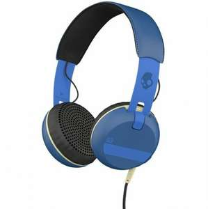 Skullcandy Grind Headphones with Taptech - Royal Blue half price was £39.99 now £19.99 @ argos this beats tescos price checker