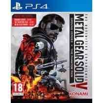 metal gear solid the definitive experience (ps4) like new £18.95 @ TGC