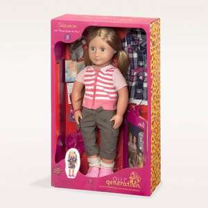 Our Generation 46cm Doll £35.99 from Kids Rooms