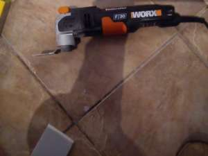 Worx f30 multi tool £35 @ Homebase in store