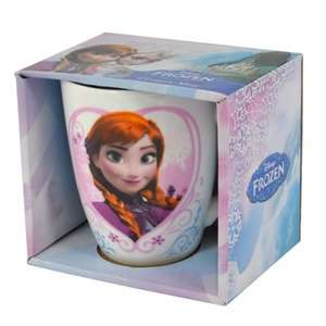 Frozen Anna and Elsa hearts mug - Buy One Get One Free at Internet Gift Store - £2.99 - Free delivery