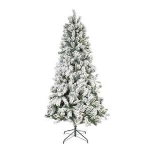 Homebase 7ft Snowstorm Artificial Christmas Tree - £30