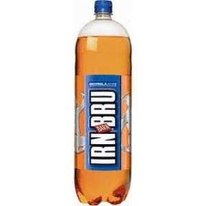 Barr's Irn Bru 2L x 2 £1.50 (works out 75p per bottle) @ Farmfoods