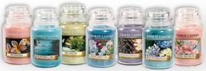 Yankee Candle Large Jar Candles - £10.99 each @ Hallmark, Dalton park