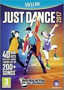 just dance 2017 (wii u/ps3) £22.85 @ ebay via shopto_outlet