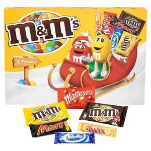 Half Price Selection Boxes, Mars, M&Ms, Galaxy, Cadburys, Nestle etc  Prices from £1.00  @ Tesco