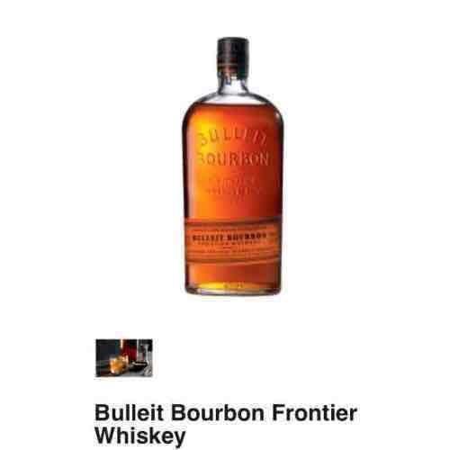 Bulleit Bourbon -£20 at Asda. Whisky