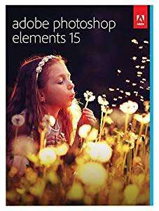 Photoshop Elements 15 - Mac download - £48.87 @ Amazon